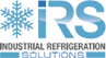 IRS Logo Blue